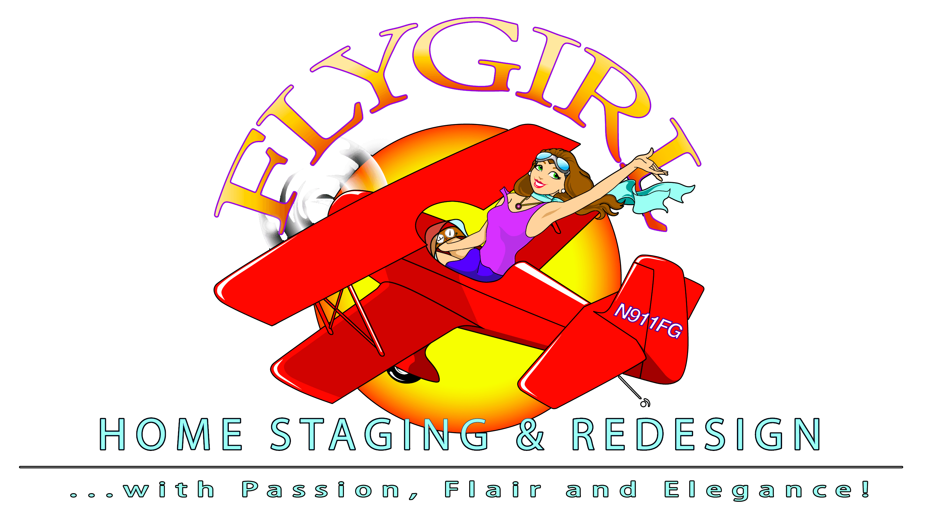 FlyGirl Home Staging & Redesign